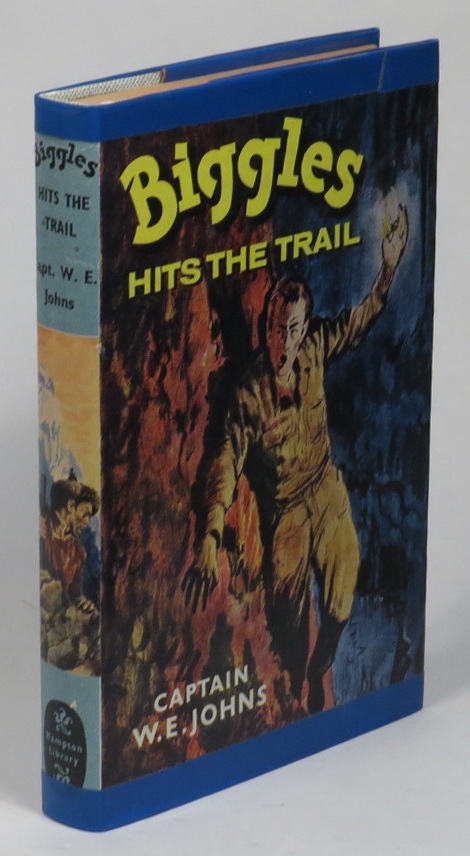 Image for Biggles Hits the Trail