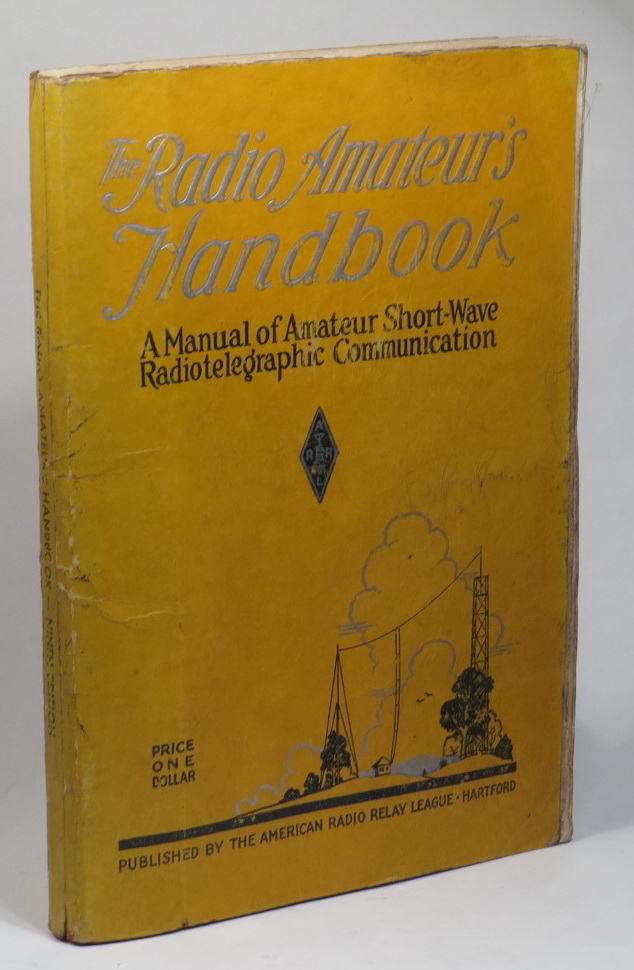 Image for The Radio Amateur's Handbook: A Manual of Amateur High-Frequency Radio Communication