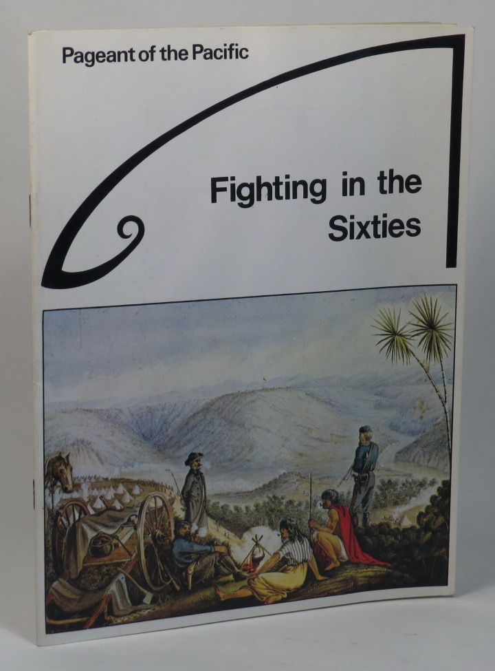 Image for Fighting in the Sixties: Pakeha and Maori at War
