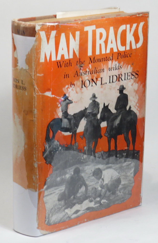 Image for Man Tracks