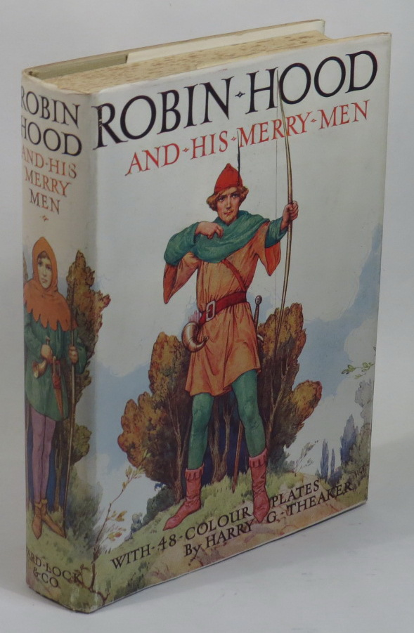 Image for Robin Hood and His Merry Men