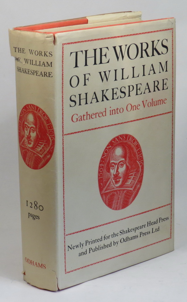 Image for The Works of William Shakespeare - Gathered into One Volume