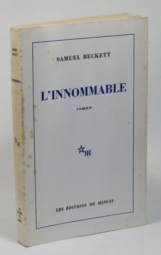 Image for L'Innommable