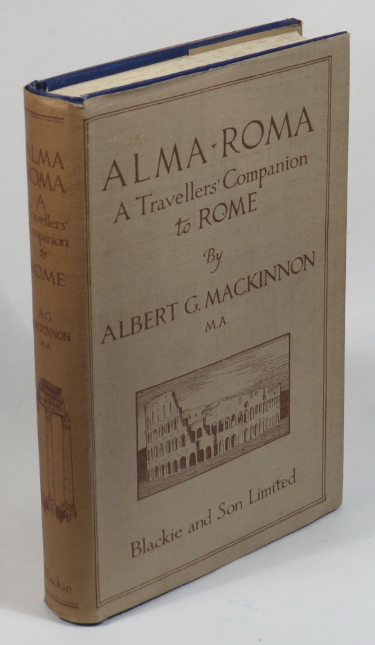 Image for Alma Roma: A Travellers' Companion to Rome