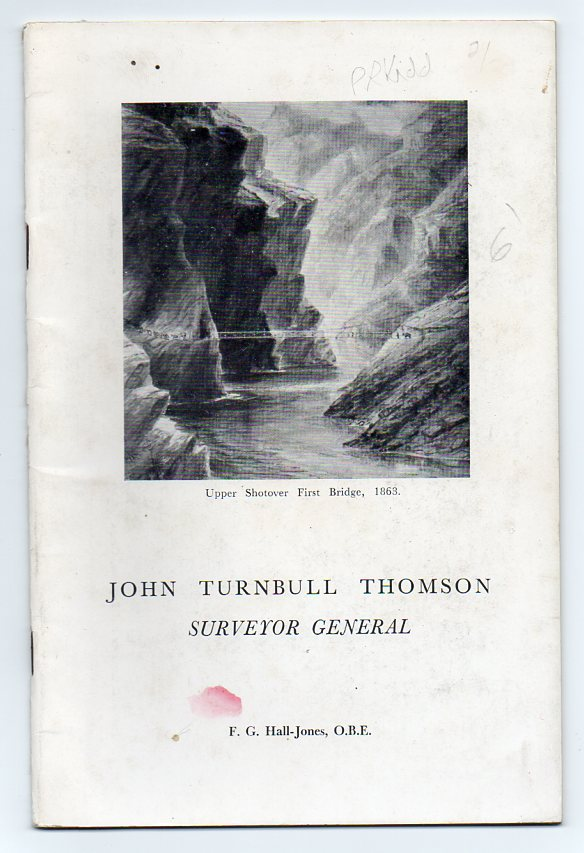 Image for John Turnbull Thomson - Surveyor General