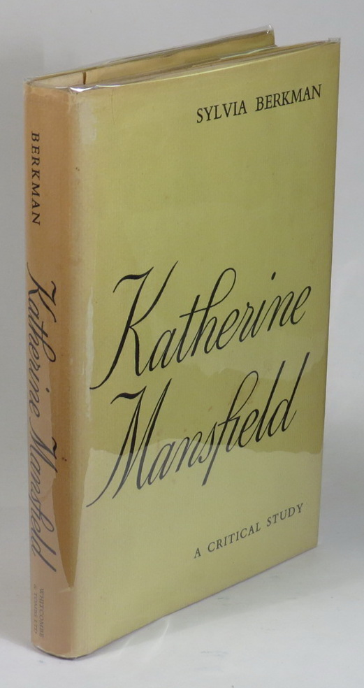Image for Katherine Mansfield: A Critical Study
