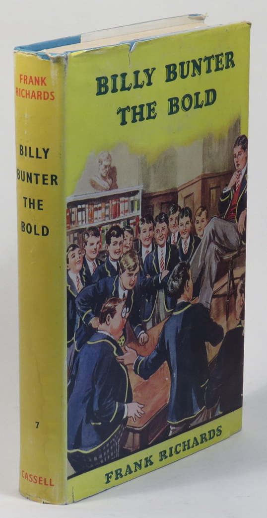 Image for Billy Bunter the Bold