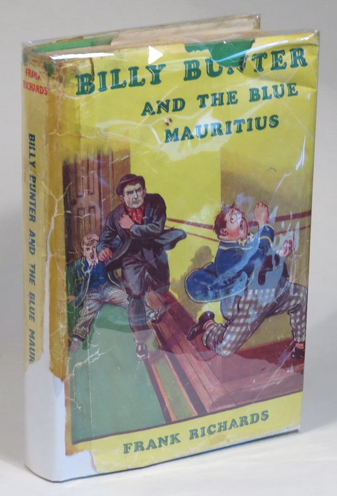 Image for Billy Bunter and the Blue Mauritius