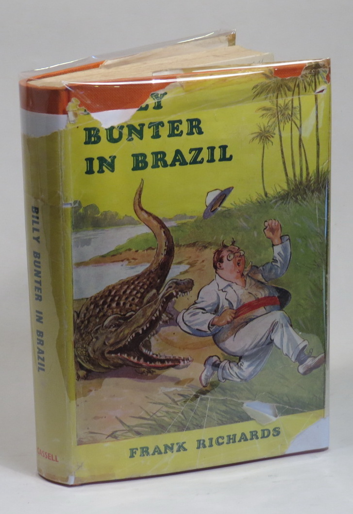 Image for Billy Bunter in Brazil