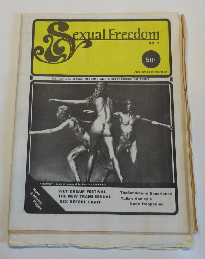 Image for Sexual Freedom No. 7