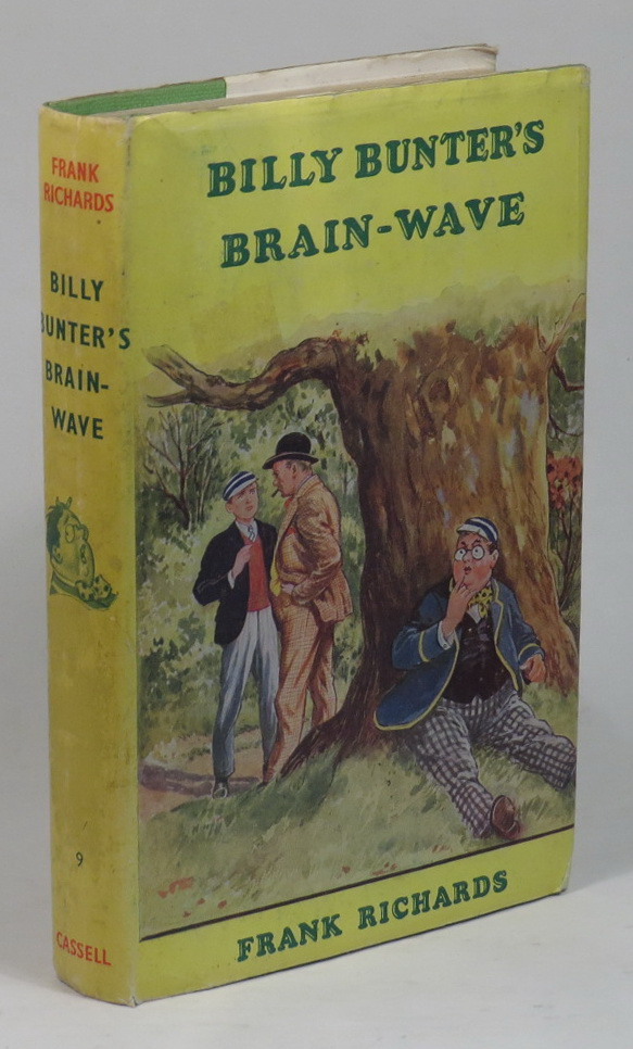Image for Billy Bunter's Brain-Wave