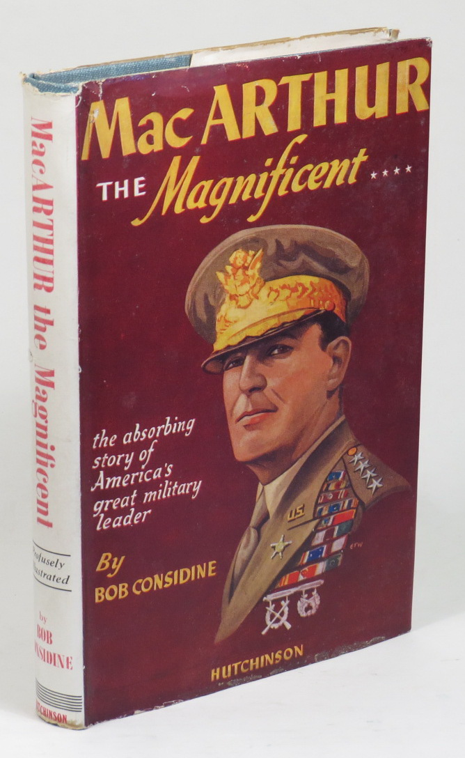 Image for MacArthur the Magnificent