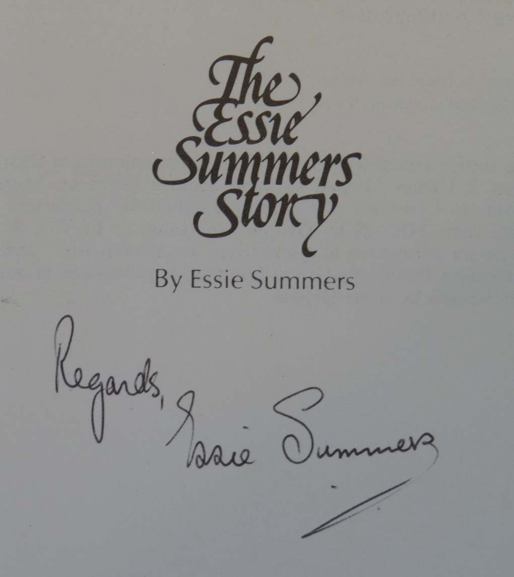 Image for The Essie Summers Story