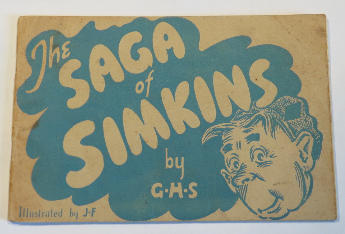 Image for The Saga of Simkins
