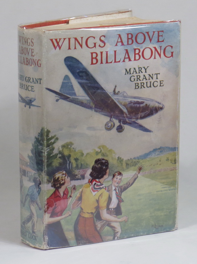 Image for Wings Above Billabong