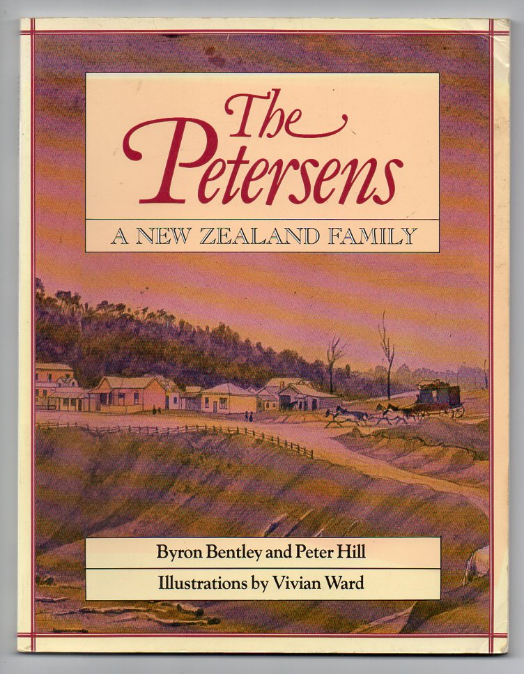 Image for The Petersens: A New Zealand Family