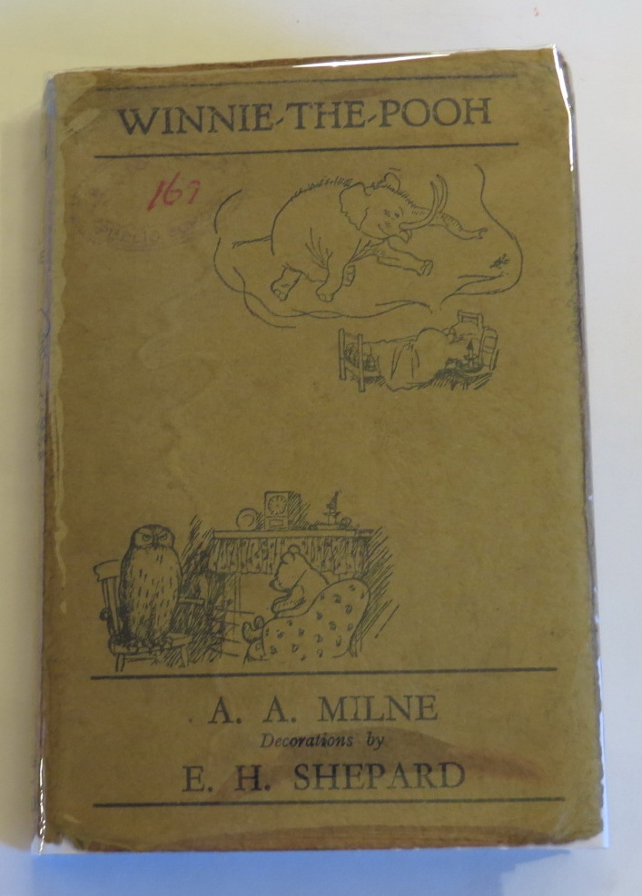 Image for Winnie-The-Pooh