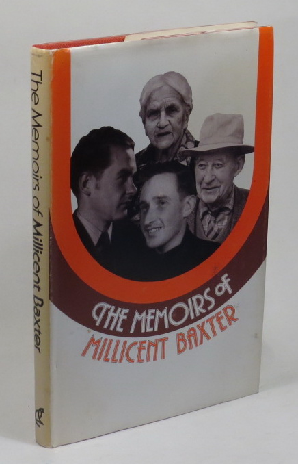 Image for The Memoirs of Millicent Baxter