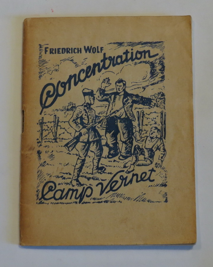 Image for Concentration Camp Vernet - Two Stories