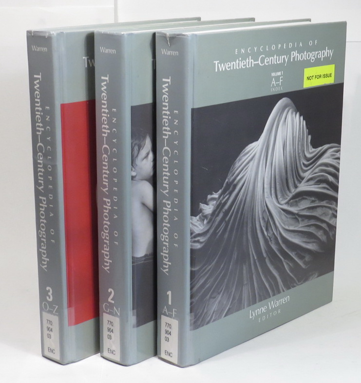 Image for Encyclopedia of Twentieth-Century Photography [3 volumes]