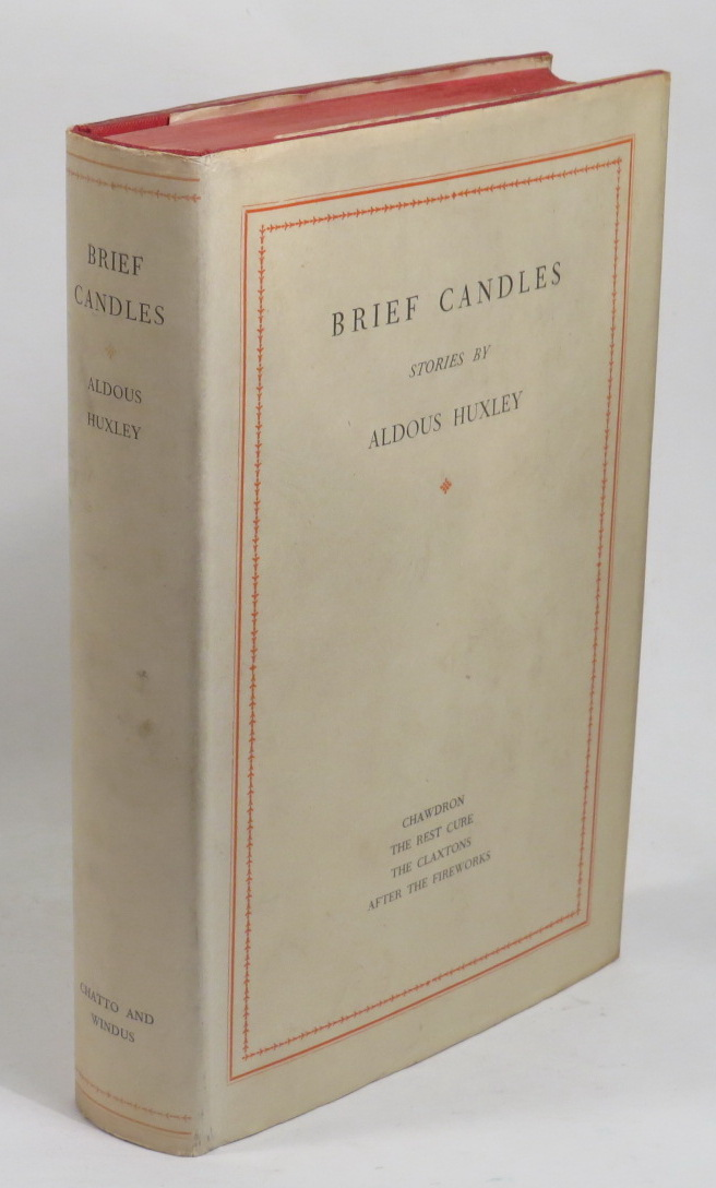 Image for Brief Candles