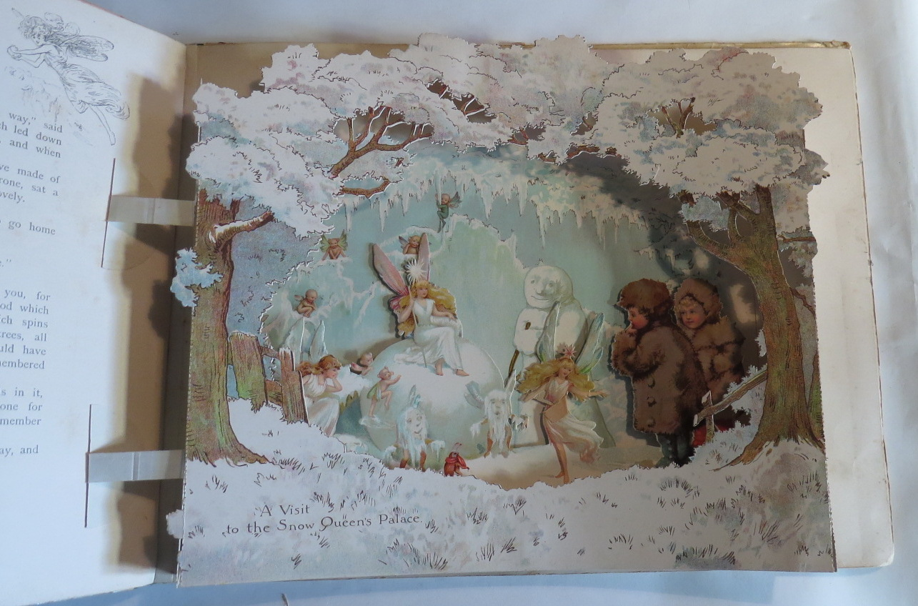 Peeps Into Fairyland - A Panorama Picture Book of Fairy Stories