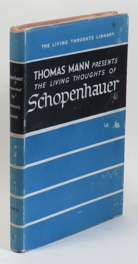 Image for The Living Thoughts of Schopenhauer