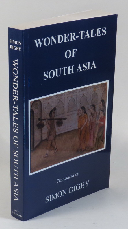 Image for Wonder-Tales of South Asia - Translated from Hindi, Urdu, Nepali and Persian