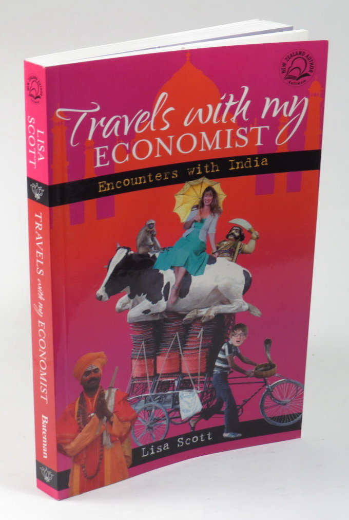 Image for Travels with my Economist: Encounters with India