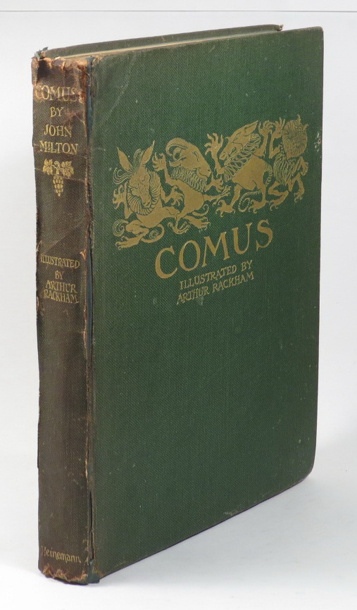 Image for Comus