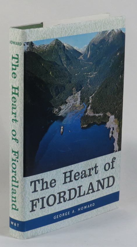 Image for The Heart of Fiordland