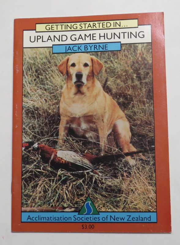 Image for Getting Started in Upland Game Hunting