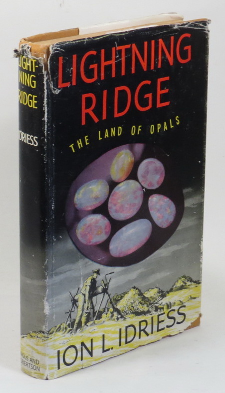 Image for Lightning Ridge: The Land Of Black Opals