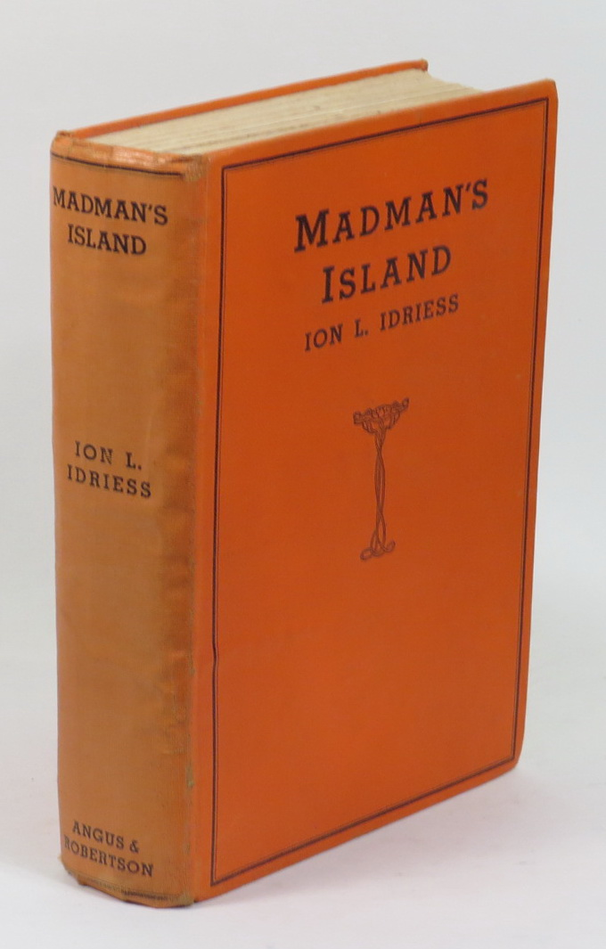 Image for Madman's Island