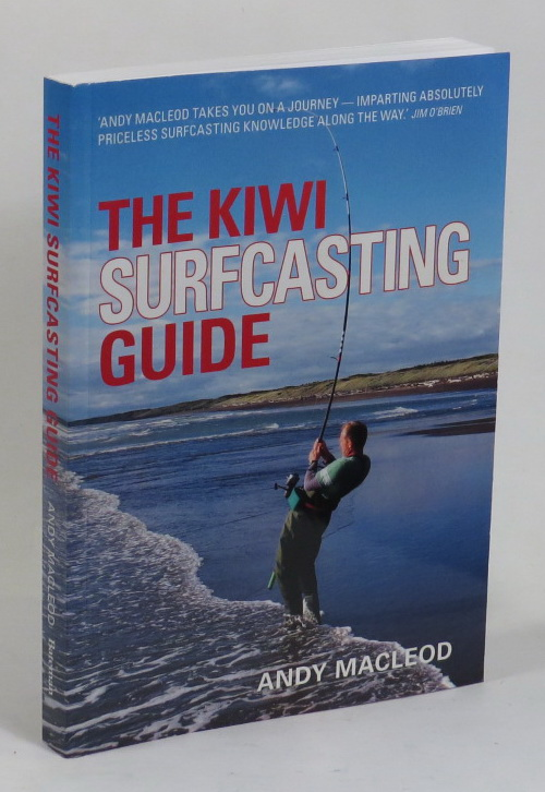 Image for The Kiwi Surfcasting Guide