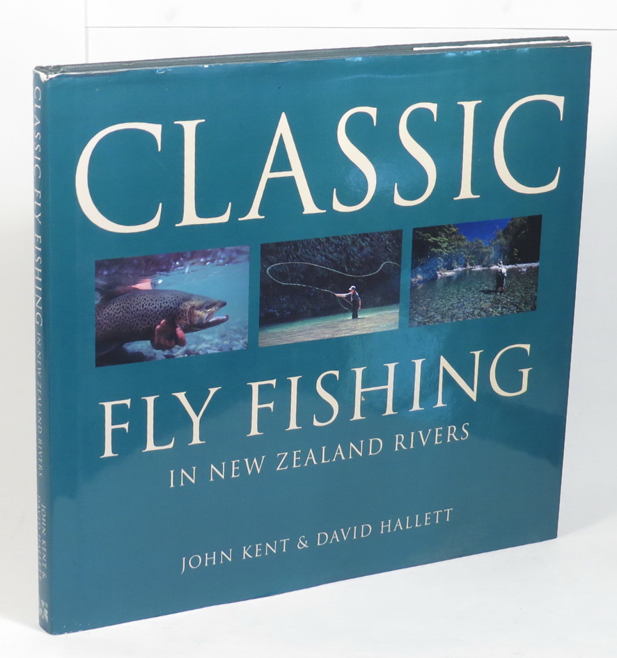 Image for Classic Fly Fishing in New Zealand Rivers
