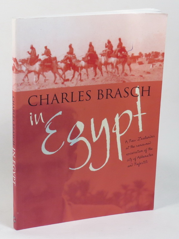 Image for Charles Brasch in Egypt