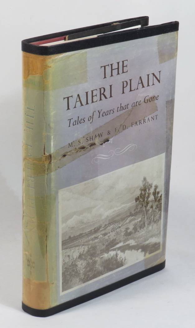Image for The Taieri Plain: Tales of the Years that are Gone