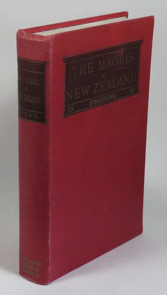 Image for The Maoris of New Zealand