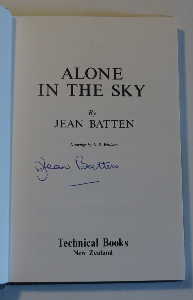 Image for Alone In The Sky