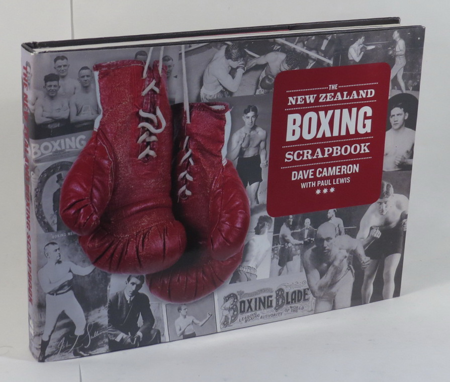 Image for The New Zealand Boxing Scrapbook