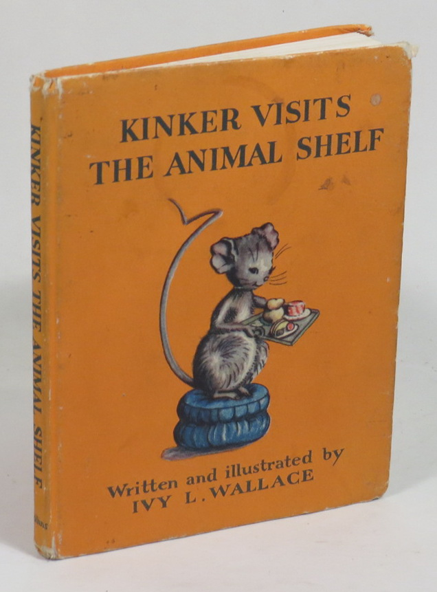 Image for Kinker Visits the Animal Shelf