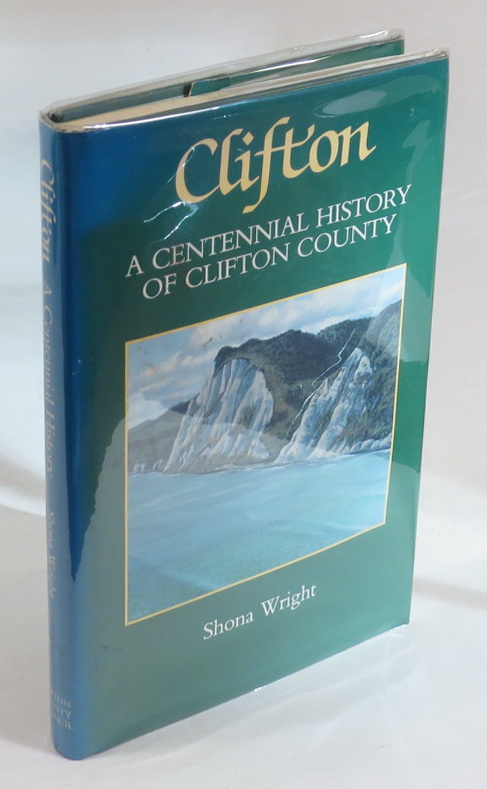 Image for Clifton - A Centennial History of Clifton County