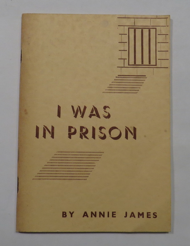 Image for I Was In Prison - Being a First-Hand Account of the Experiences of One of the Staff of the Presbyterian Mission in China at the Hands of the Communists.