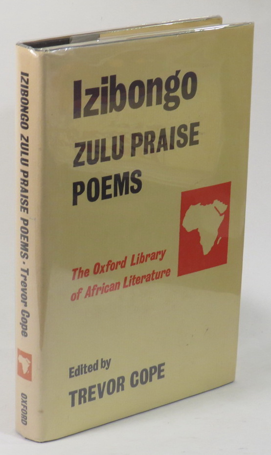 Image for Izibongo - Zulu Praise-Poems - Collected by James Stuart - Translated by Daniel Malcolm