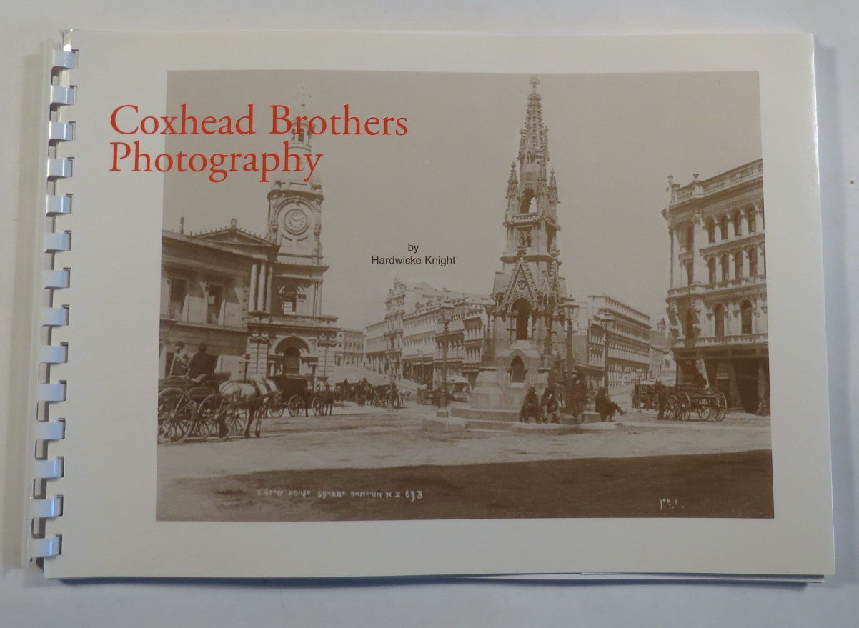 Image for Coxhead Brothers -  Photographers of Dunedin, Invercargill and Timaru - Seventh Series from the Hardwicke Knight Collection
