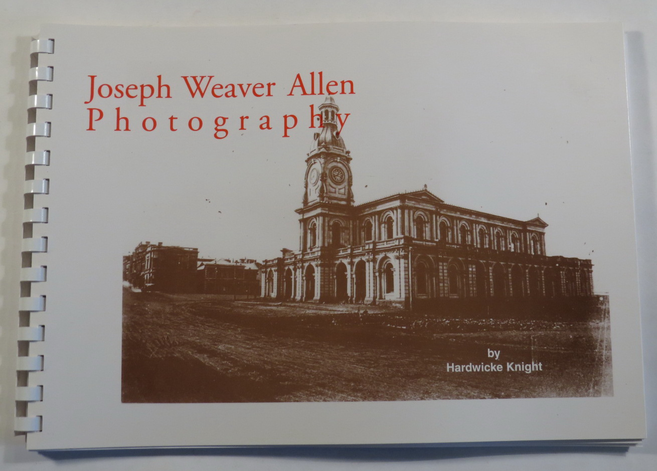 Image for Joseph Weaver Allen - Photographer - Eighth Series from the Hardwicke Knight Collection