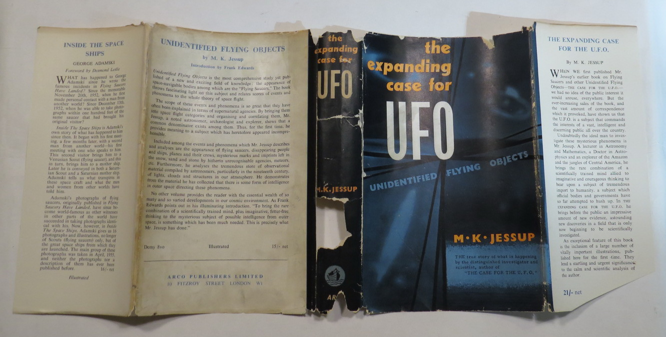 Image for The Expanding Case for the UFO