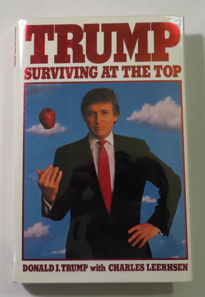 Image for Trump - Surviving At The Top