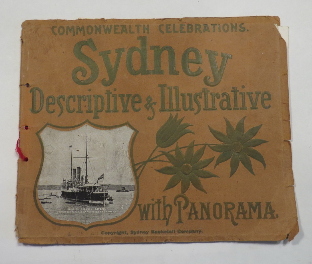Image for Commonwealth Celebrations Sydney Descriptive & Illustrative with Panorama